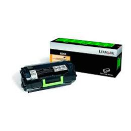 Toner Lexmark 62D4X00 Negro, 45.000 Paginas