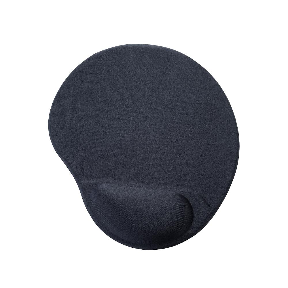 X-Kim Pad Mouse Gel Cubierto En Tela Negra Gelplus