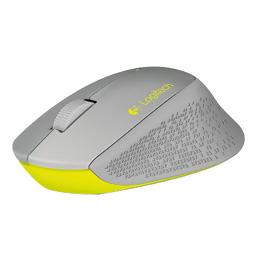 Logitech Mouse Inalambrico M280 Gris