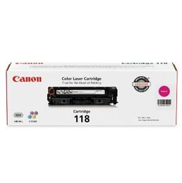 Canon Toner Color Magenta, Rendimiento 2900 Pag, Maqui