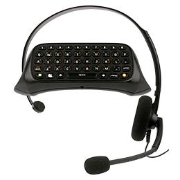 Microsoft Chat Pad Inalambrico Xbox 360 P7f-00001
