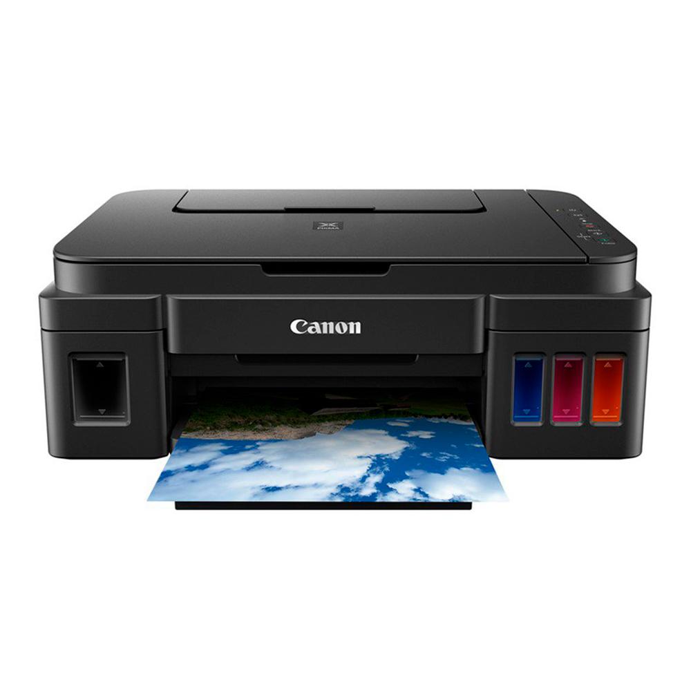 Canon G3100-wifi Impresora Multifuncional De Sistema Reca