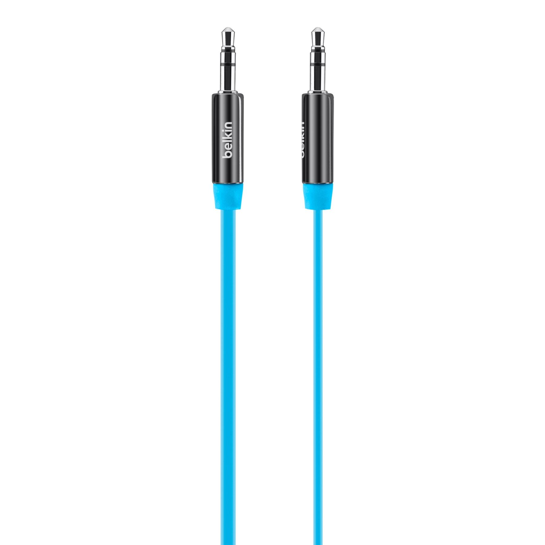Belkin Cable De Audio Auxiliar 3.5Mm Macho A 3.5
