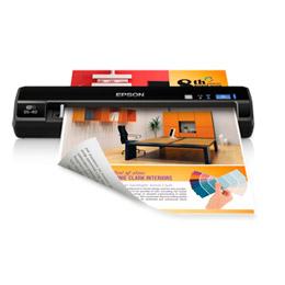 Escaner Epson Workforce Ds-40 Color Portátil