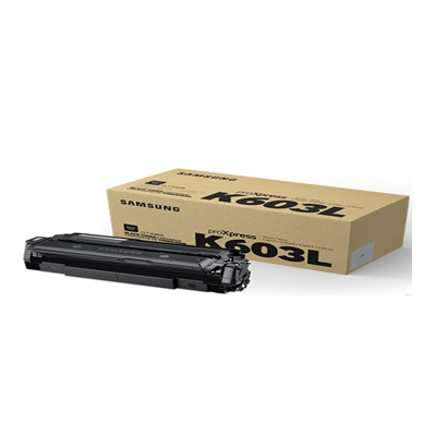 Toner De Alta Capacidad Negro Samsung Clt-K603L
