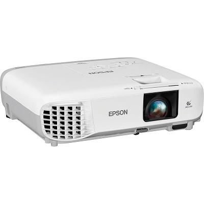 Video Beams Proyector Epson Powerlite 108 Red Rj -...