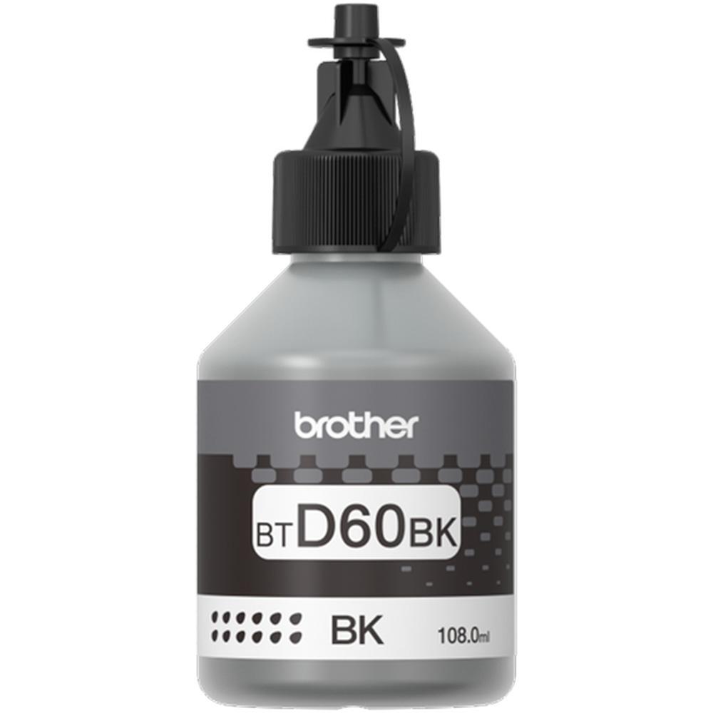 Botella De Tinta Btd60Bk Negro, 6500 Páginas