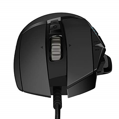 Mouse Gamer G502 Hero Logitech RGB