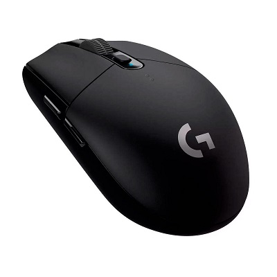 Mouse inalámbrico Gamer Logitech G305 Lightspeed para juegos