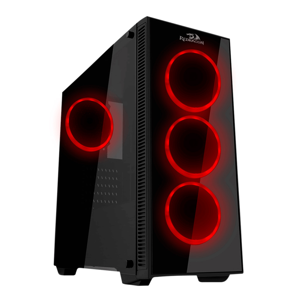 Caja Atx Redragon Sideswipe Gc-601-1