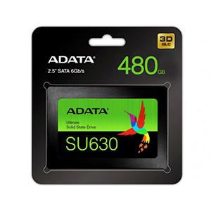 Disco Duro Estado Solido Adata Su630 Ssd 480Gb 2.5 Sata