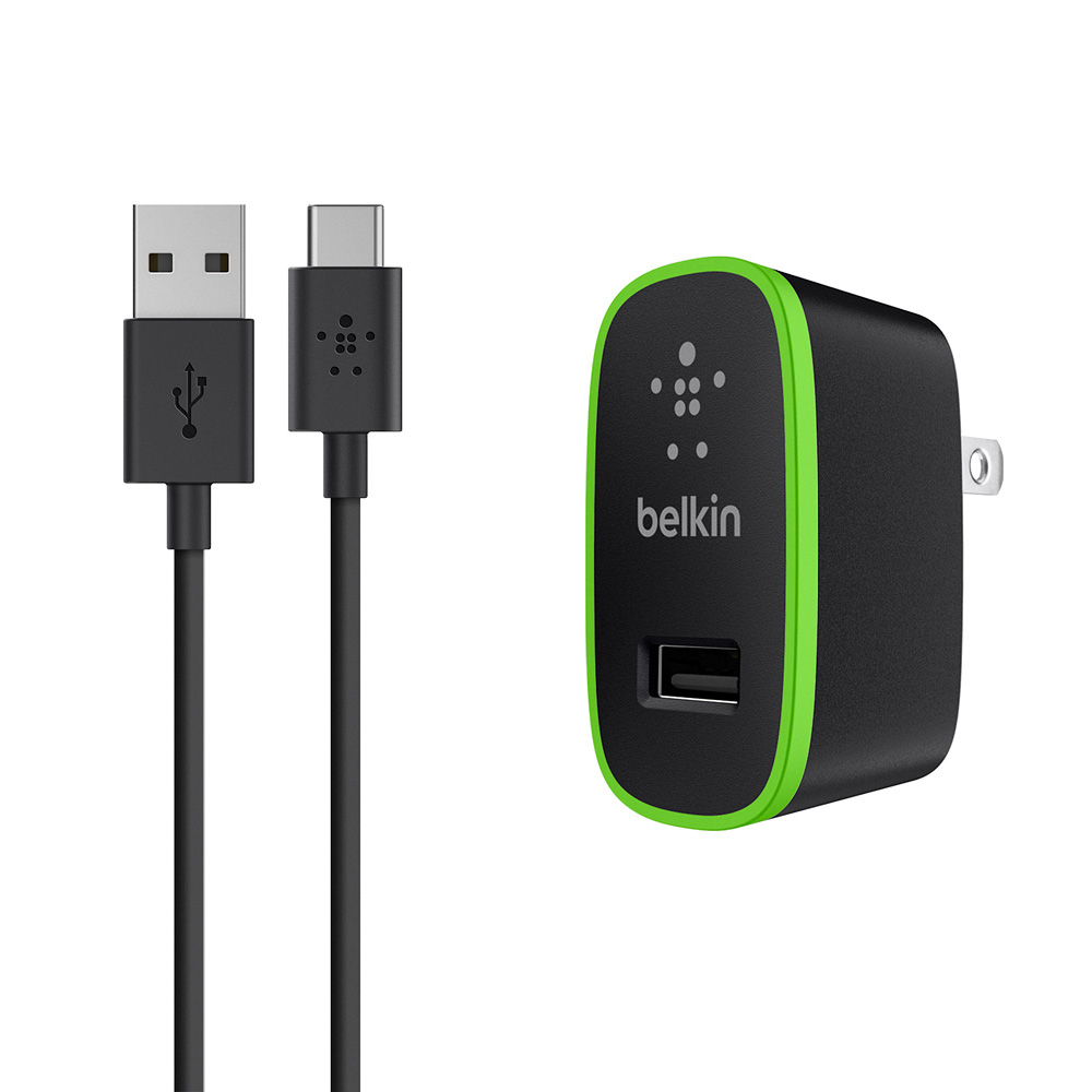 Cargador Para Celular Usb-C A Usb-A Belkin