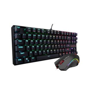 Combo Teclado Y Mouse Redragon Gaming K552