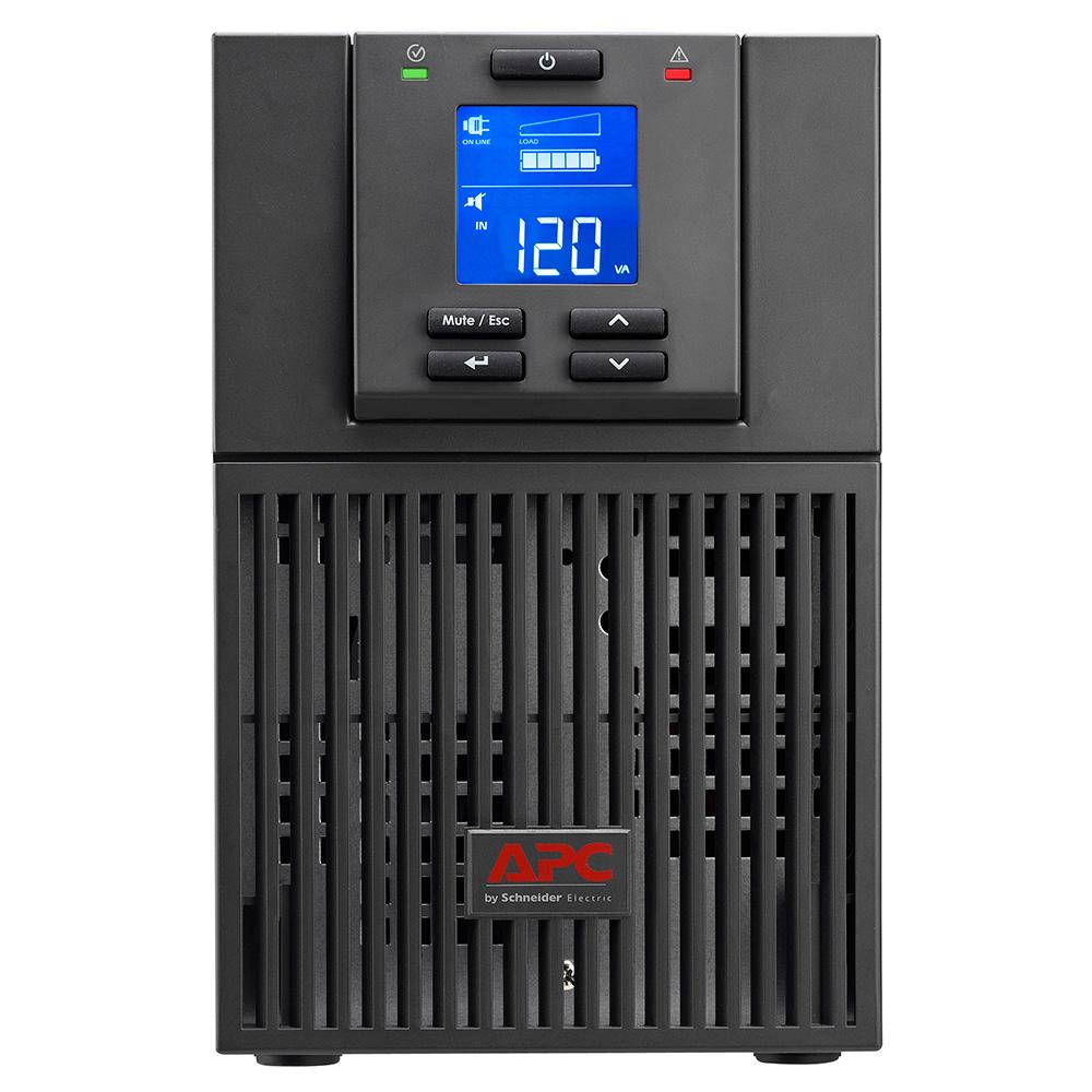 Apc Capacidad Electrica De Salida 2.4kw 3kva  Conexiones