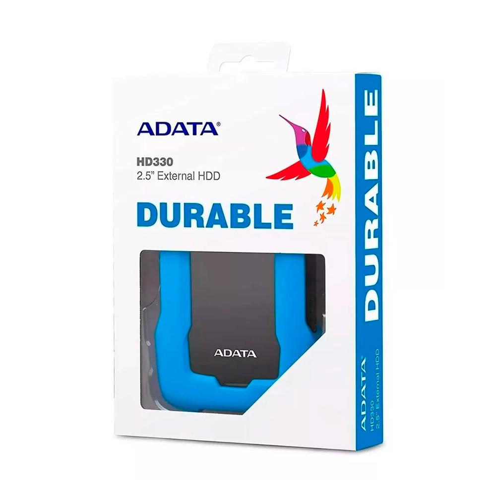 Adata Disco Duro Externo Antigolpes 1 Tera Interfaz Usb 3.2