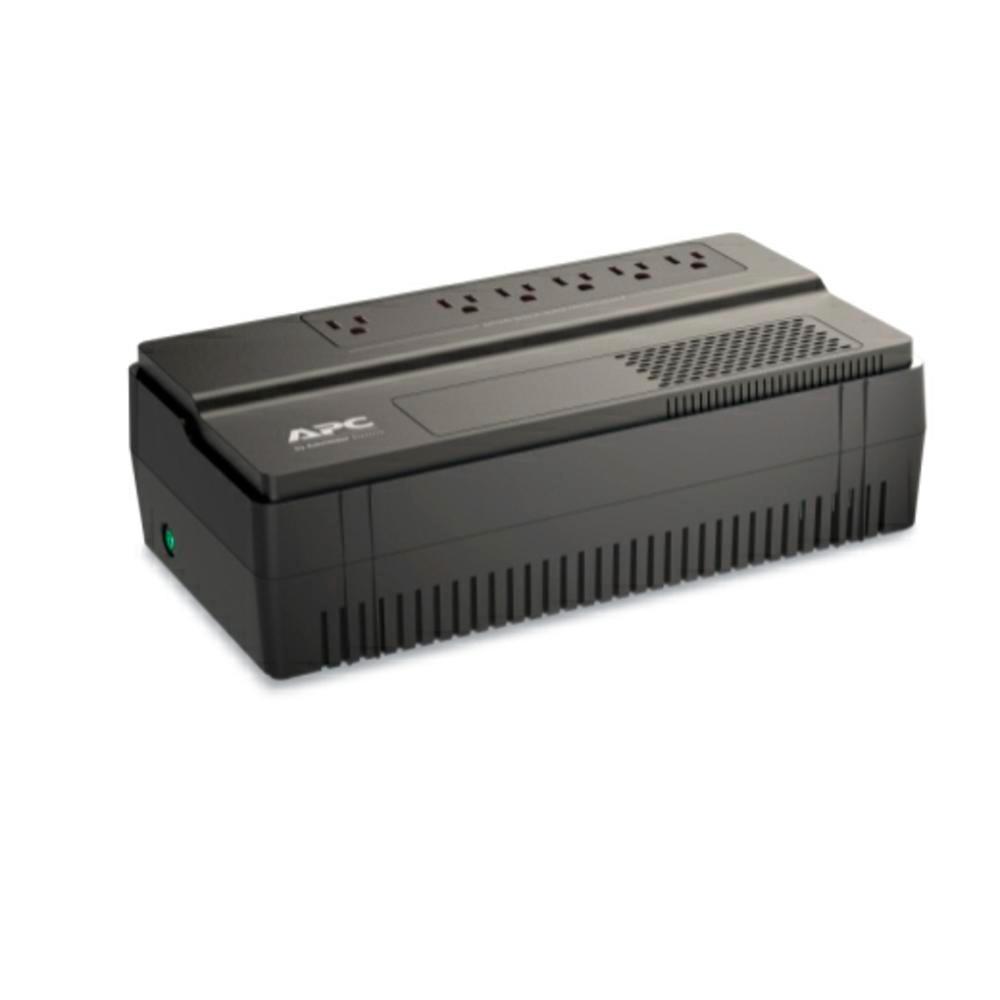 Apc Capacidad Electrica De Salida 375w 650va  Conexiones