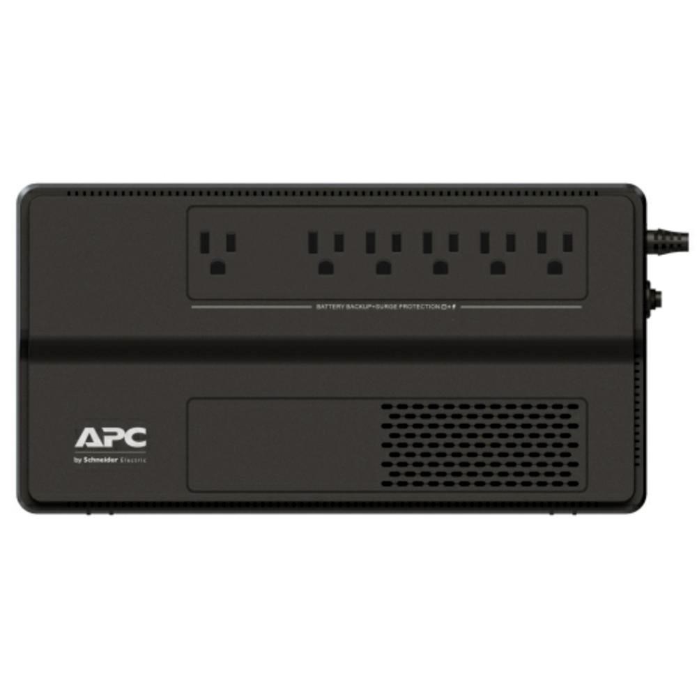 Apc Capacidad Electrica De Salida 450w 800va  Conexiones