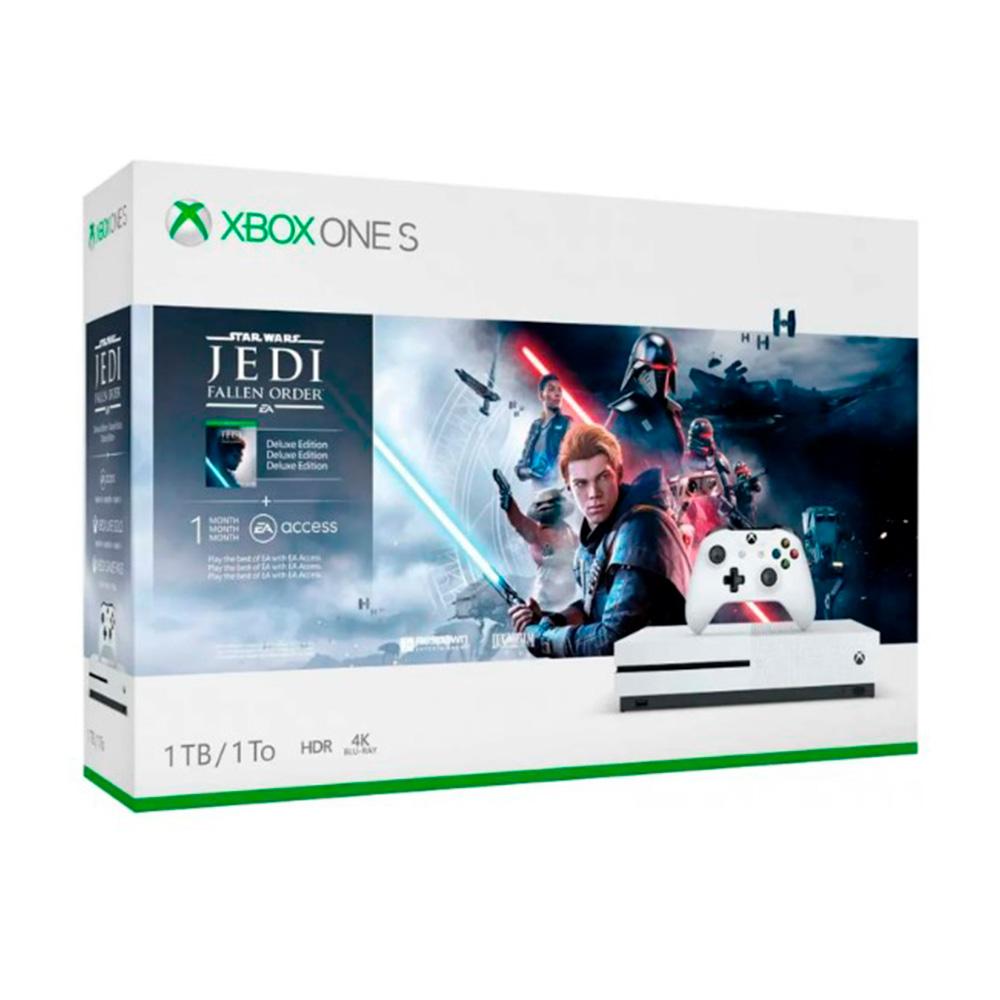 Xbox Consola X-Box One 234-01092 1Tb + 2 Controles
