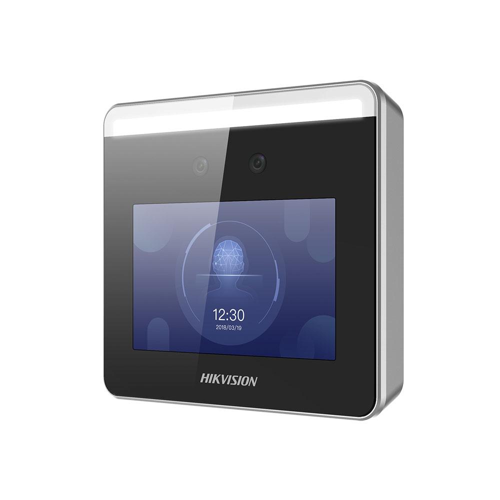 Hikvsion Ds-K1T331W Control De Acceso Con Reconocimiento Facial