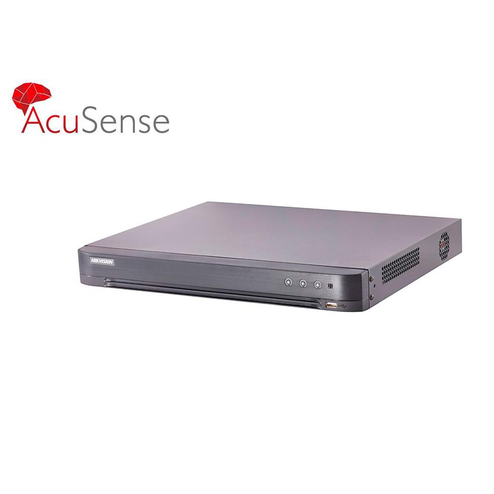 Dvr Acusense De 16 Canales 1080P 1U H.265