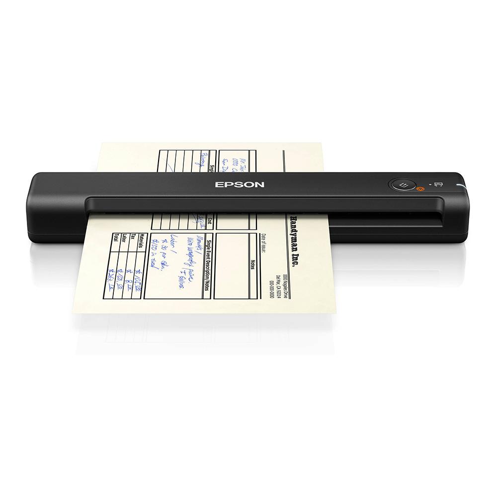 Escaner Epson Workforce Es-50, 600 X 600 Dpi Usb