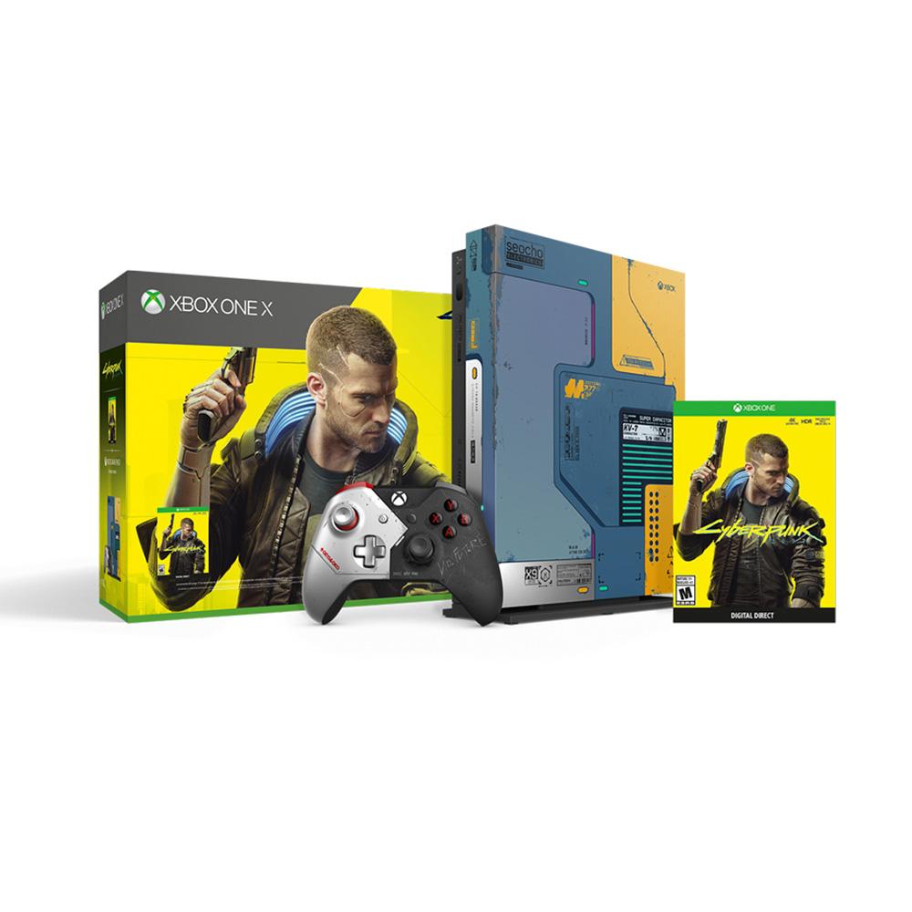 Microsoft Fmp-00247 Xbox One X 1tb Es Colom X-mzaf