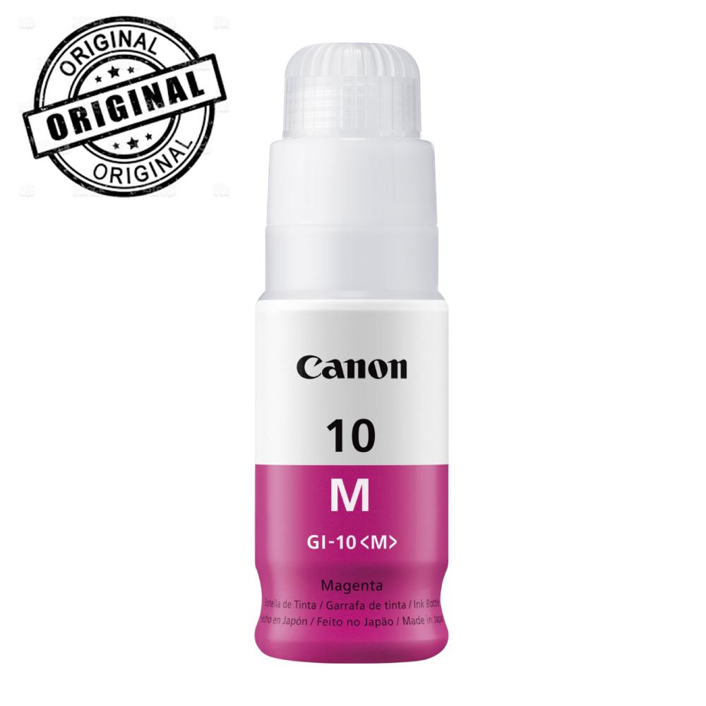 Botella de tinta Canon GI-10 M, Magenta