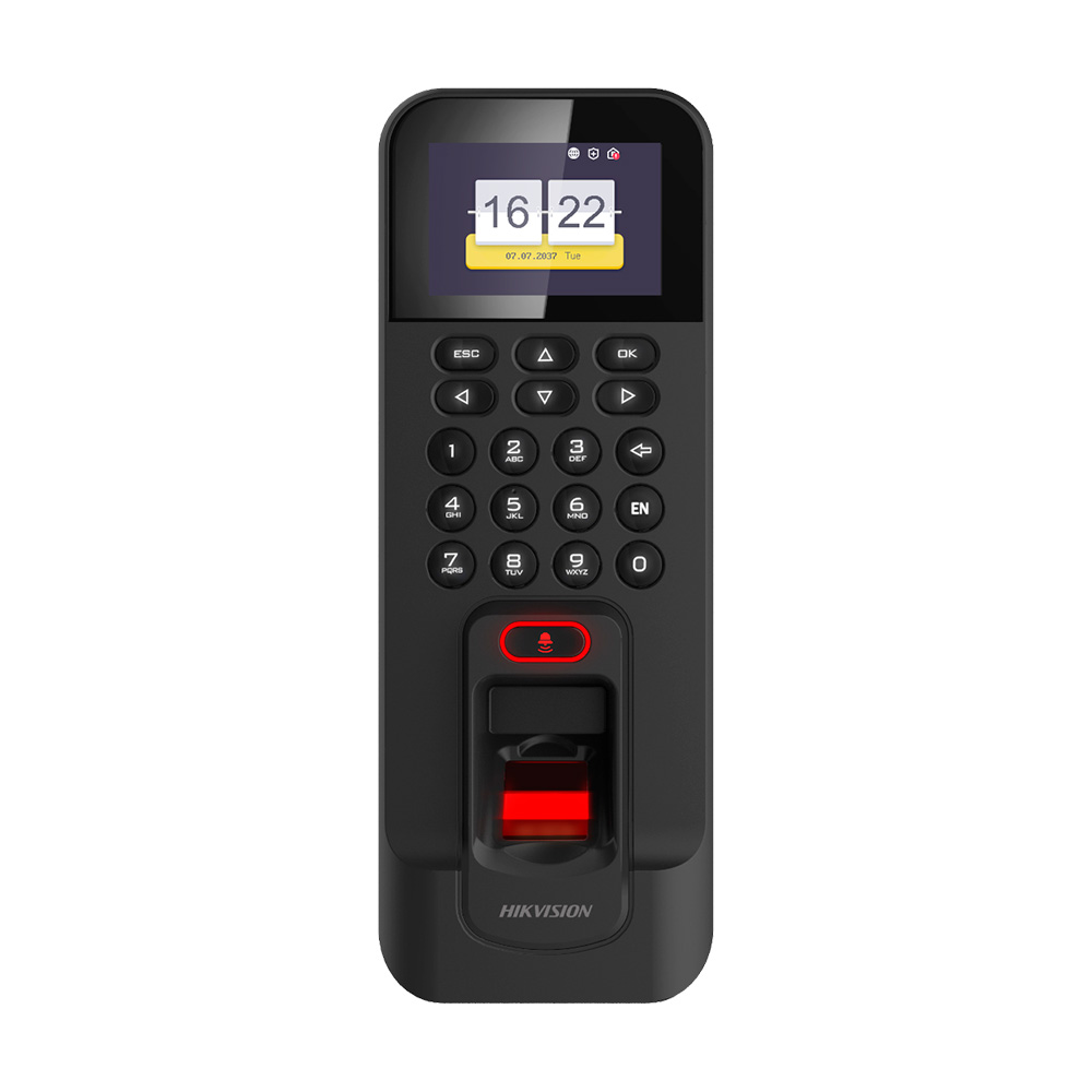 Control De Acceso Autonomo Hikvision Ds-K1T804Ef