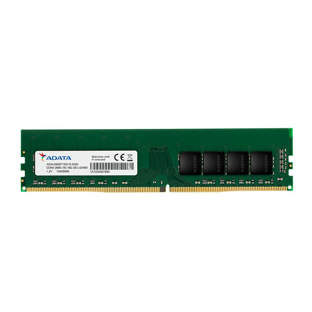 Adata Memoria Ram Pc Ddr4 16Gb 2666Mhz U-Dimm