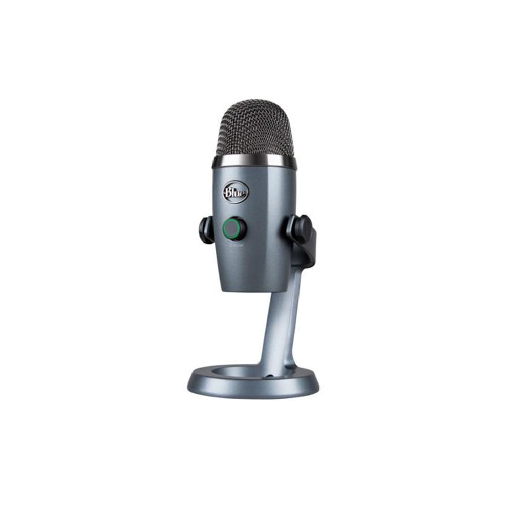 Microfono Logitech Yeti Nano Shadow
