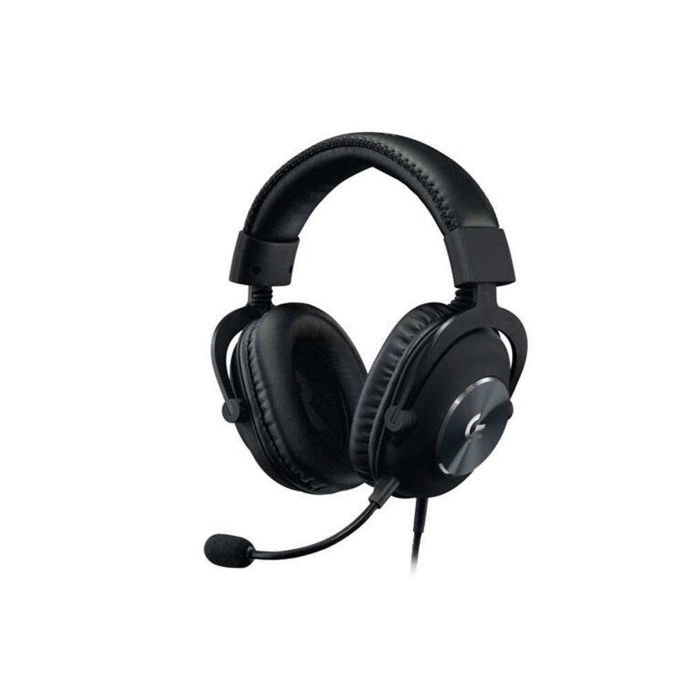 Audifonos Gamer Logitech G Pro, Alambrico, 2 Metros, 3.5Mm