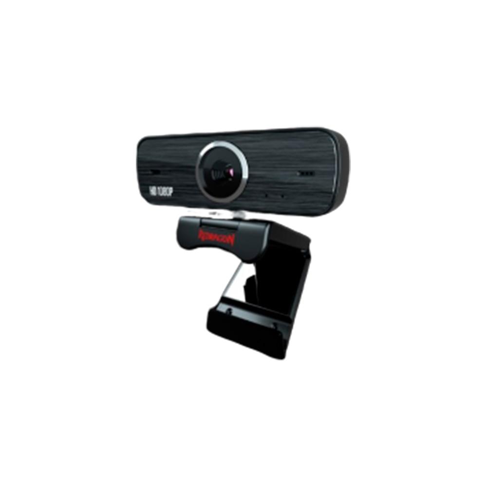 Camara Web Redragon Gw800 Hitman Hd 1080P Microfono