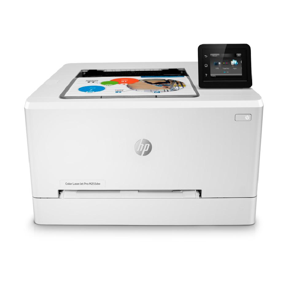 Impresora Inalambrica Laser Hp Laserjet Pro M255Dw