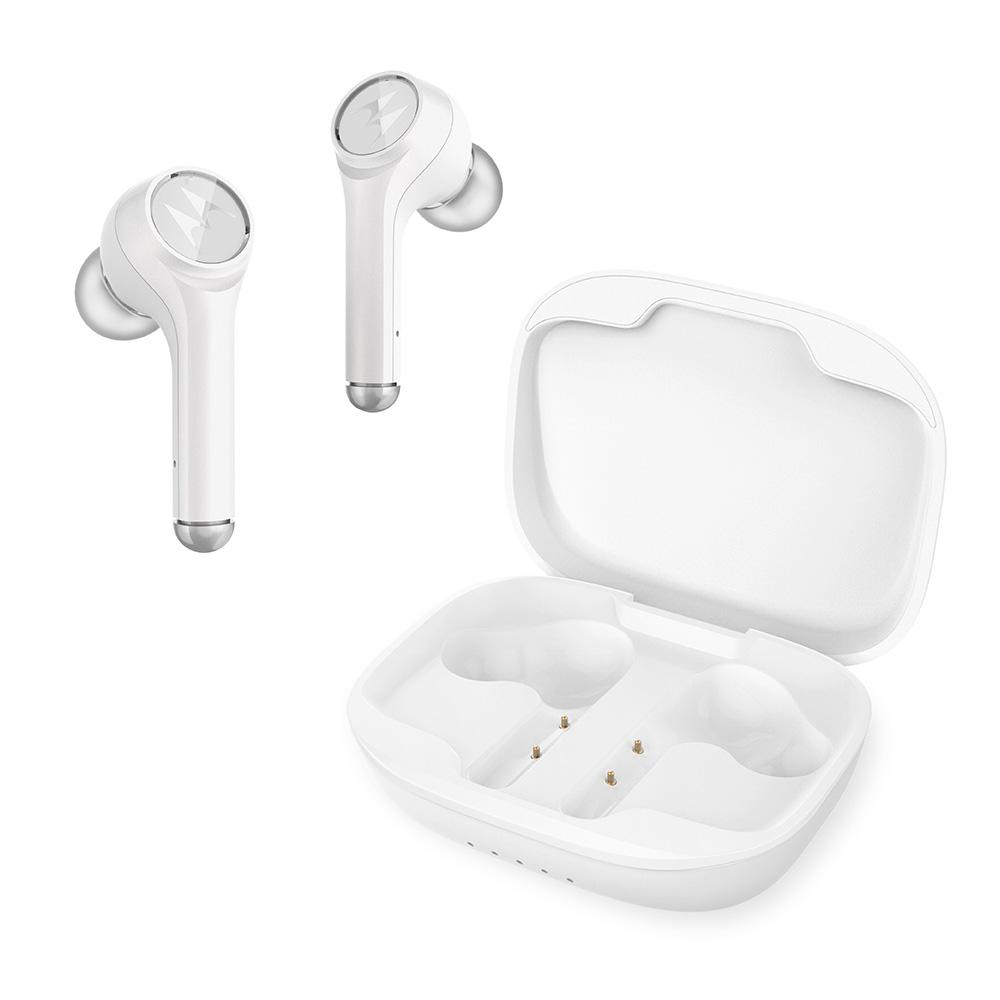 Audífonos Motorola Sh037Wh Vervebuds 800 Tws Bluetooth