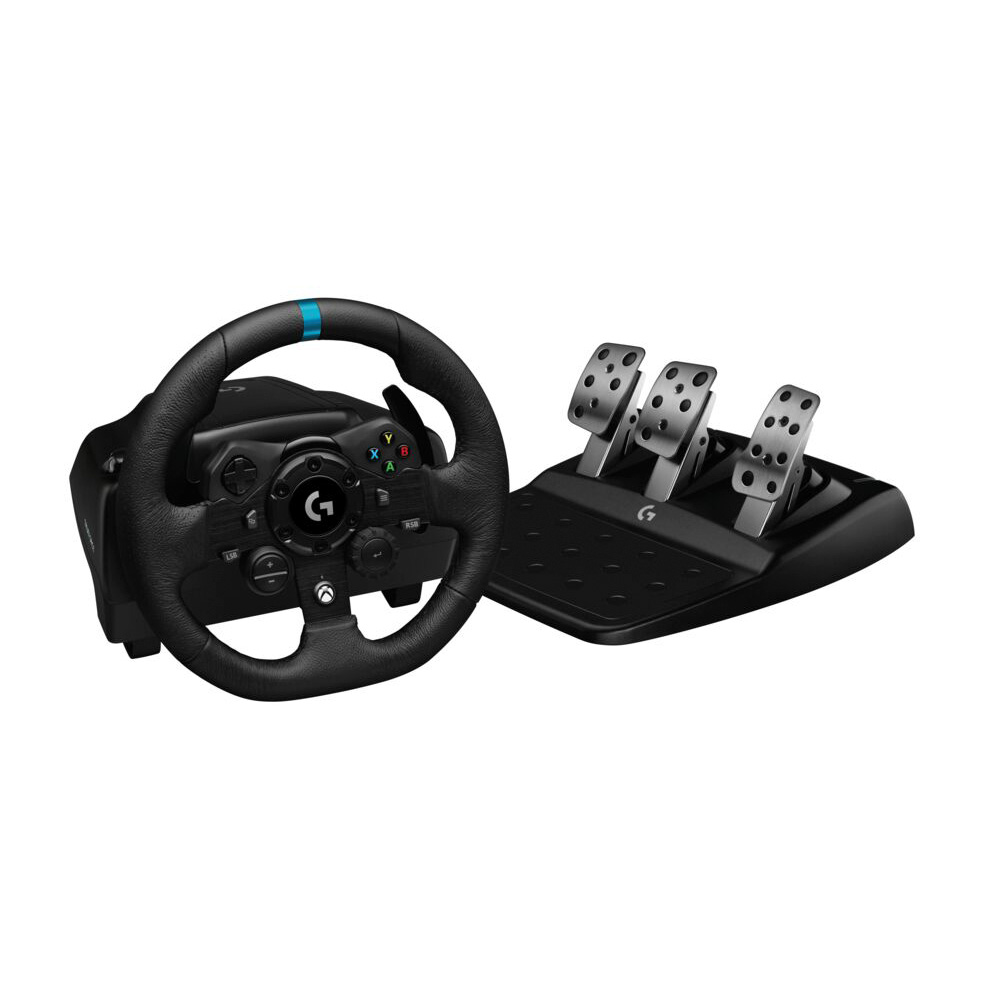 Timon Logitech G923 TRUEFORCE Sim Racing Wheel for