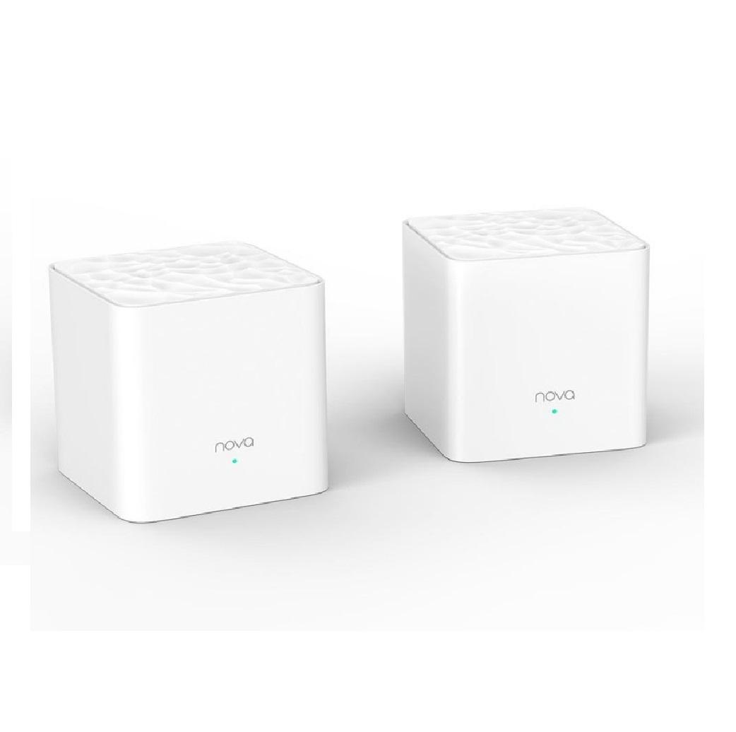 Rauter Tenda Mw12X2 Sistema Wifi Malla Todo El Hogar Ac2100