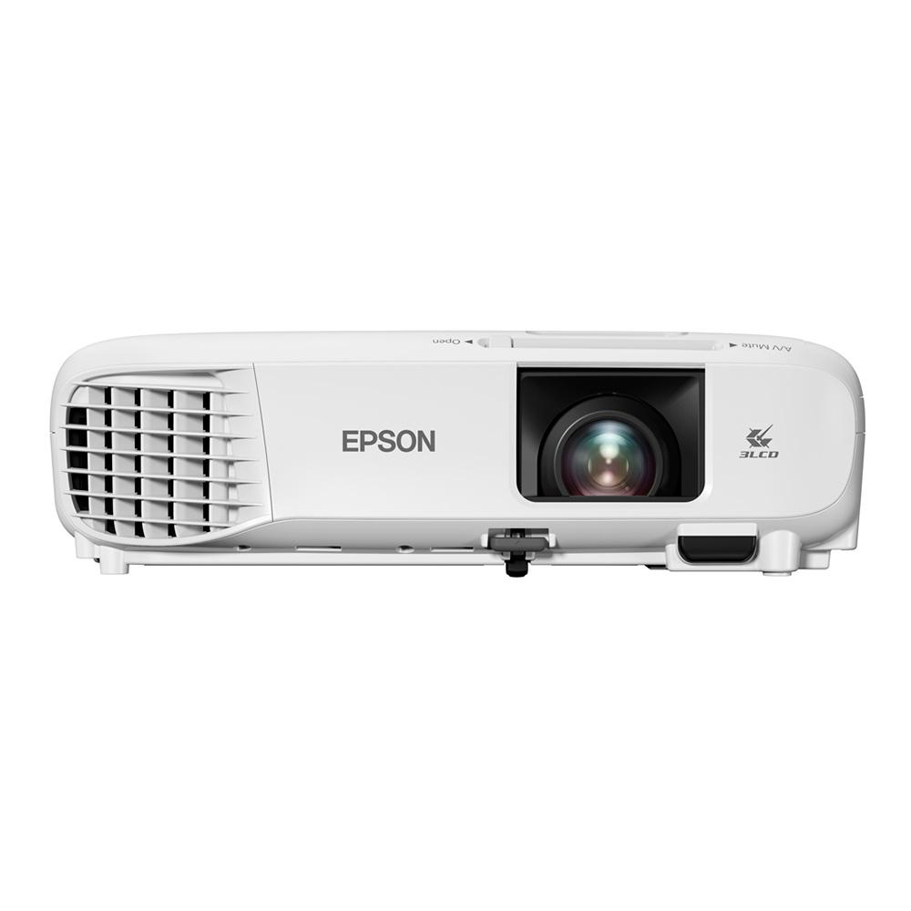 Proyector Portátil Epson PowerLite E20, 3400 Lúm...