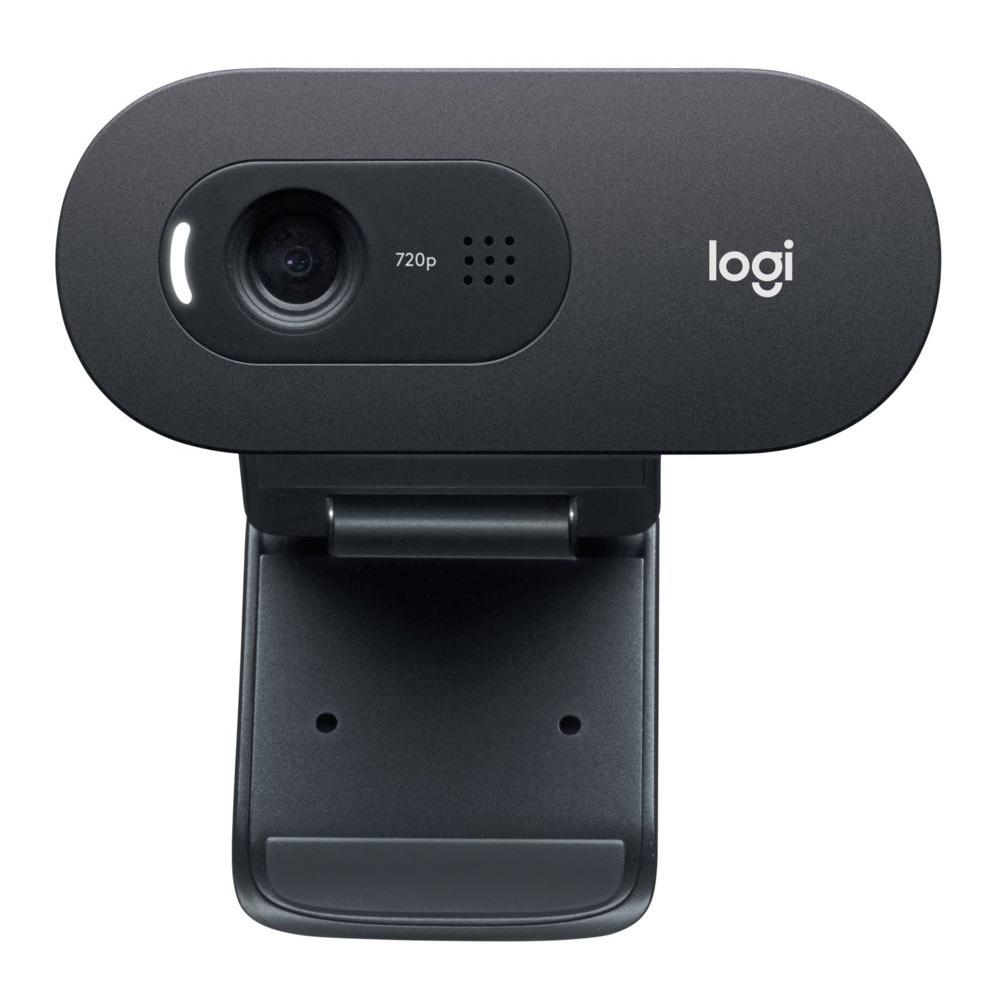 Camara Web Logitech C505 Hd 720P Con Microfono