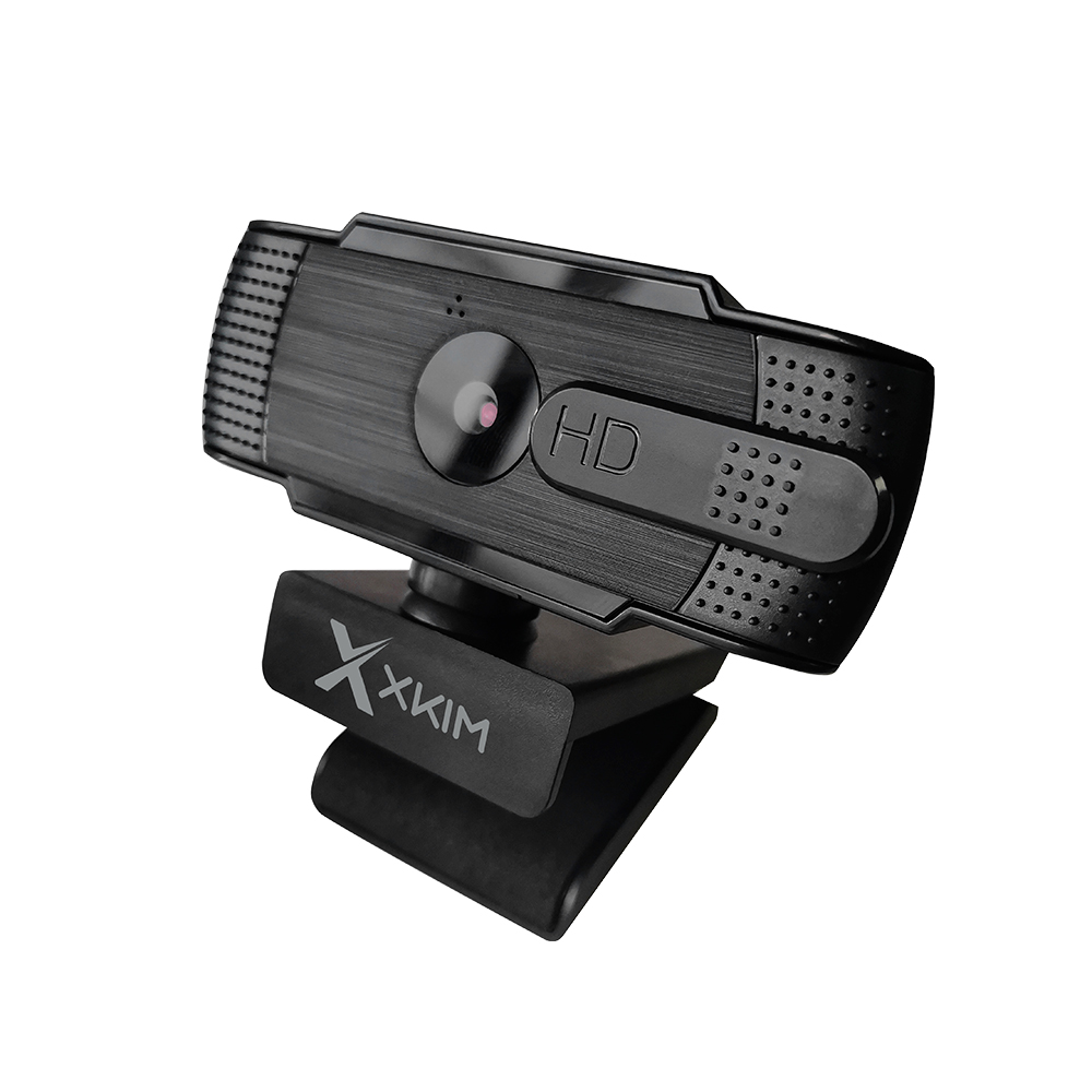 Camara Web Oculus Protector 1080 Hd Para Videoconferencia X-Kim