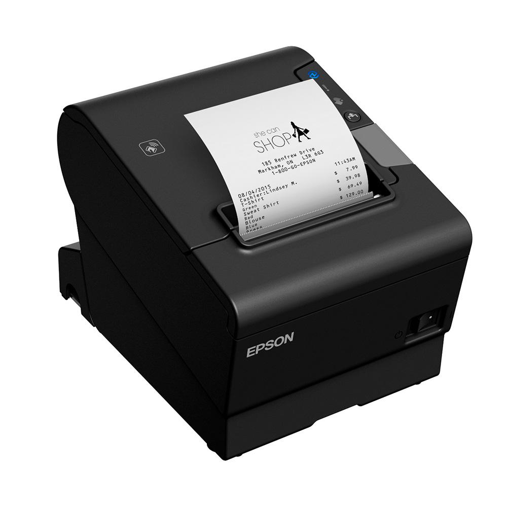 Impresora De Recibos Epson Omnilink Tm-T88Vi Termica