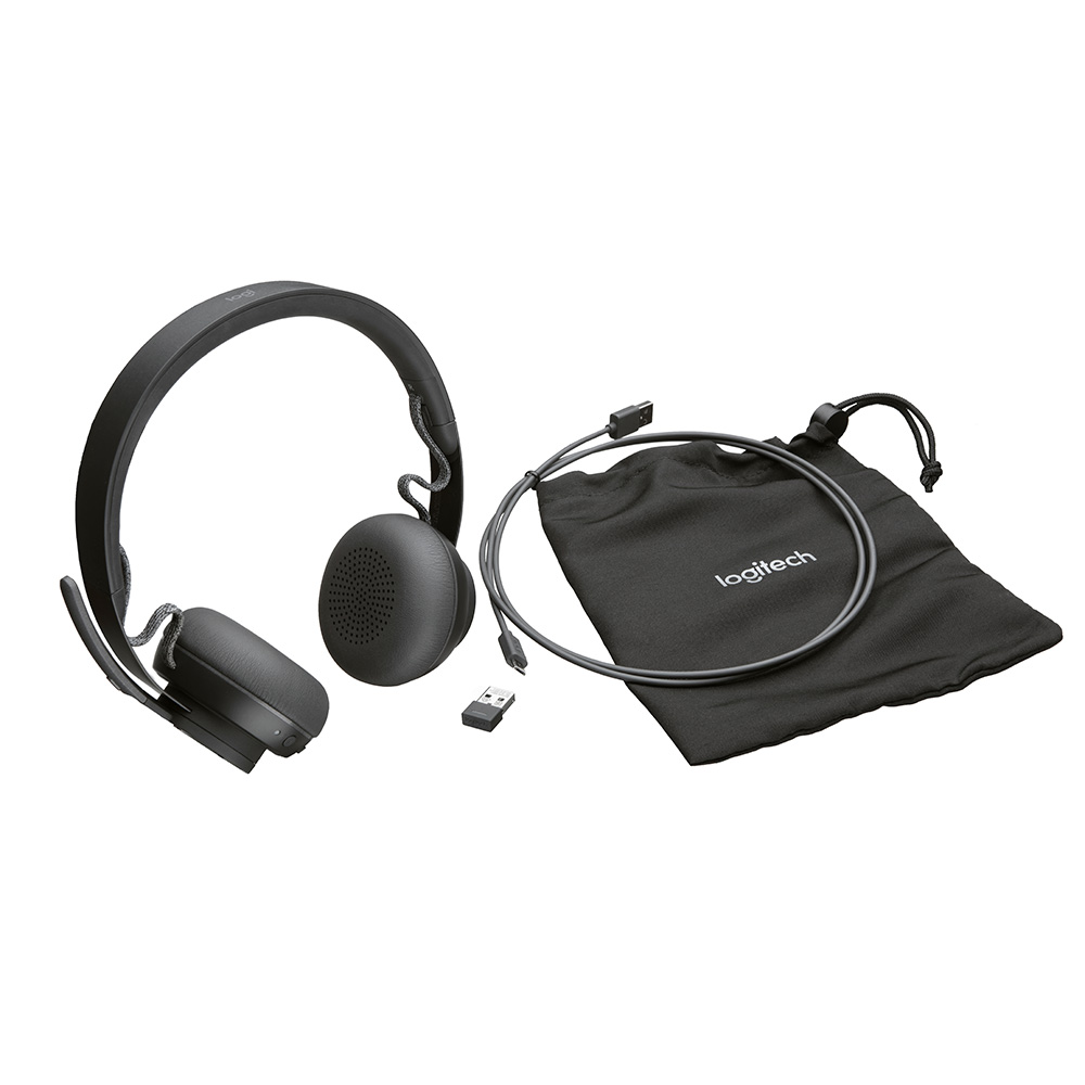 Audífonos Bluetooth Con Micrófono Logitech Zone Inalambrico