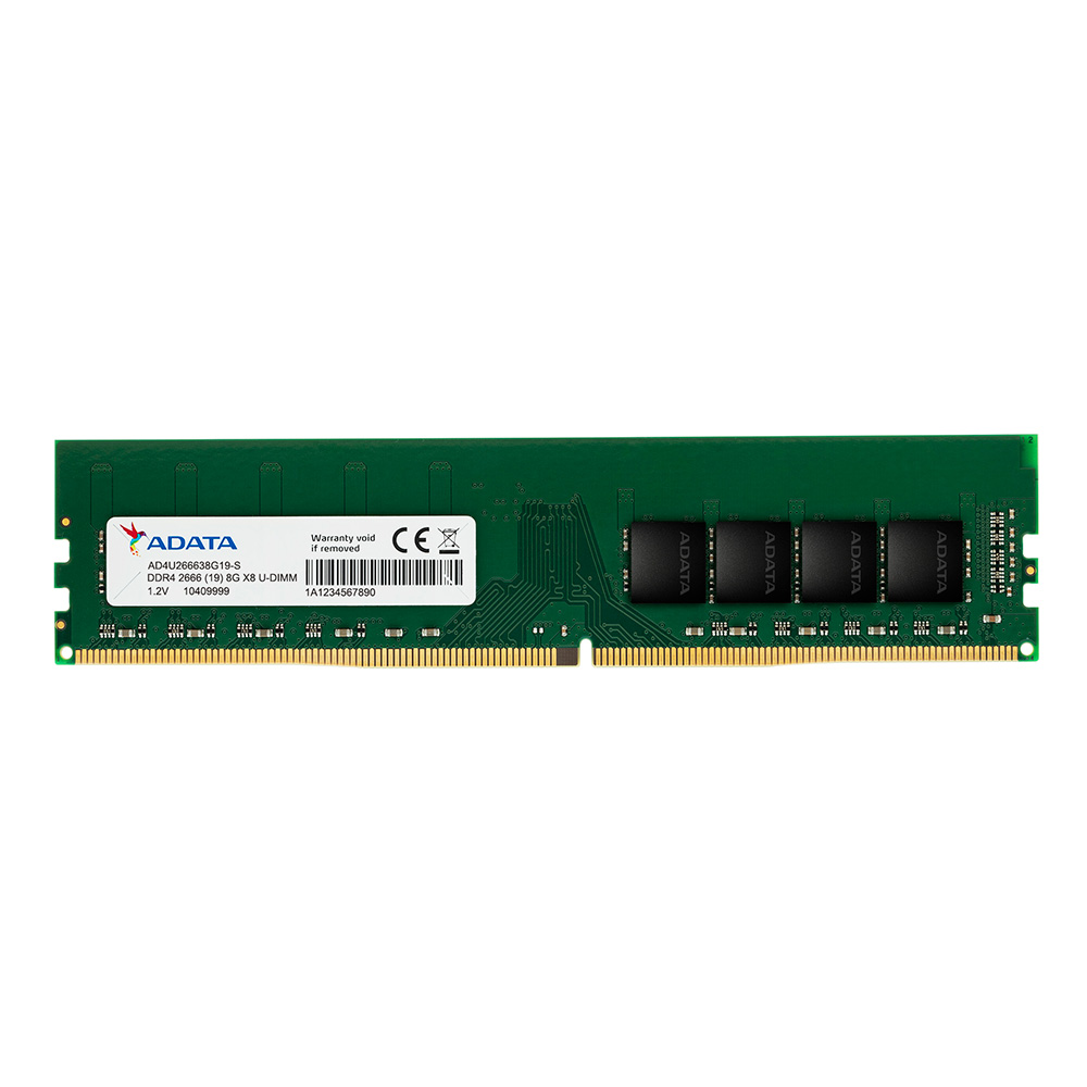 Memoria Ram Adata Ddr4 8Gb 2666Mhz U-Dimm