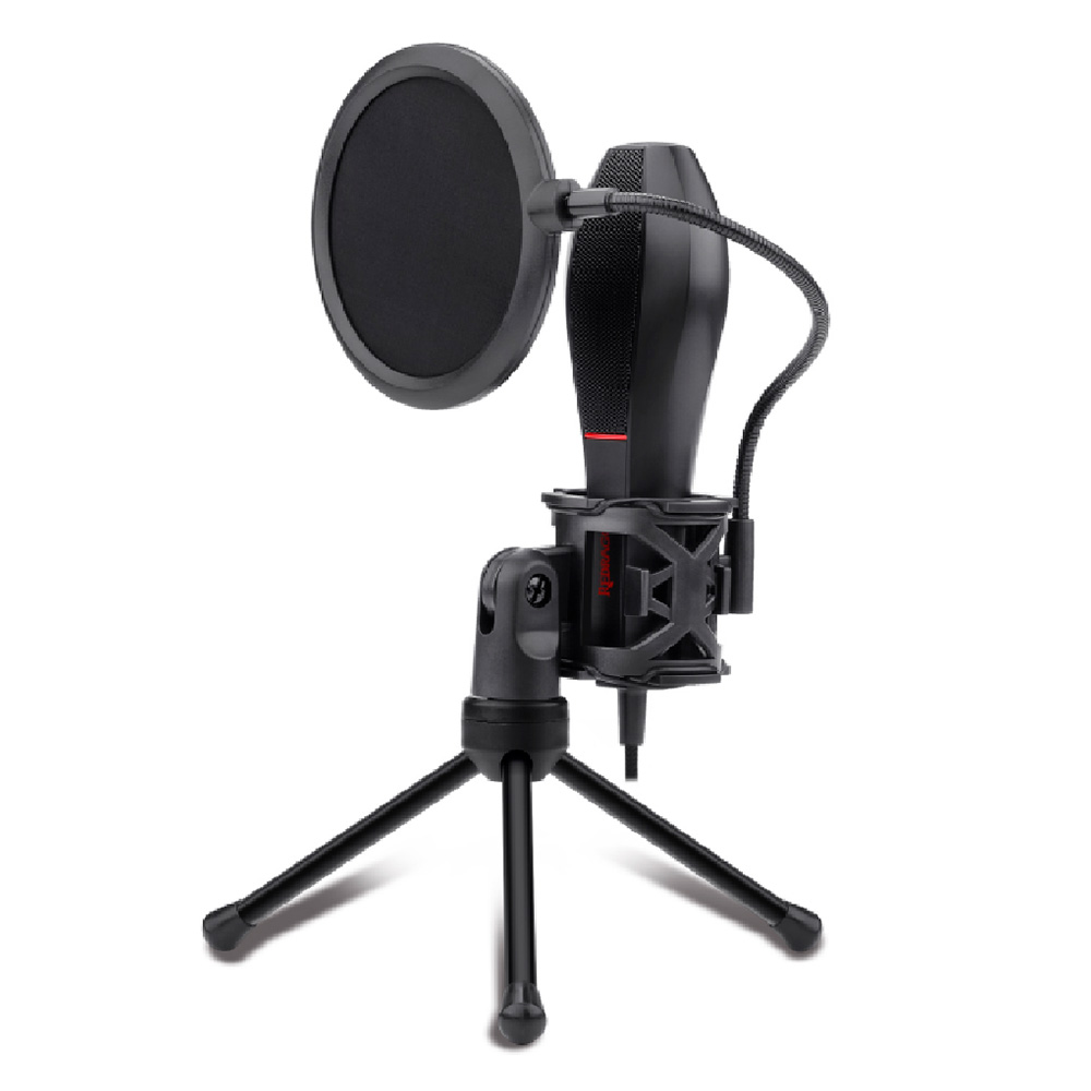 Microfono Gaming Redragon Quasar Gm200