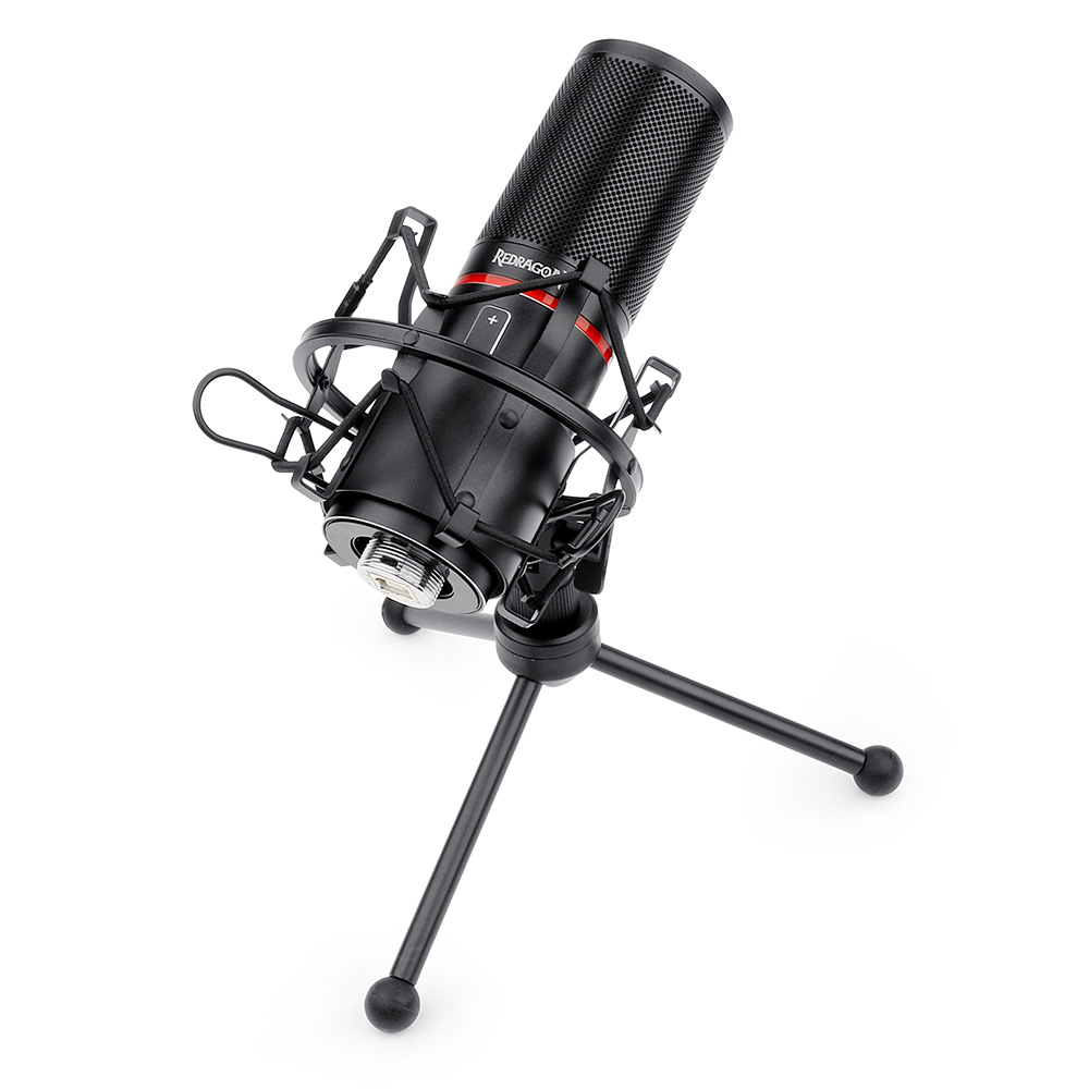 Microfono Gamer Redragon Blazar Gm300