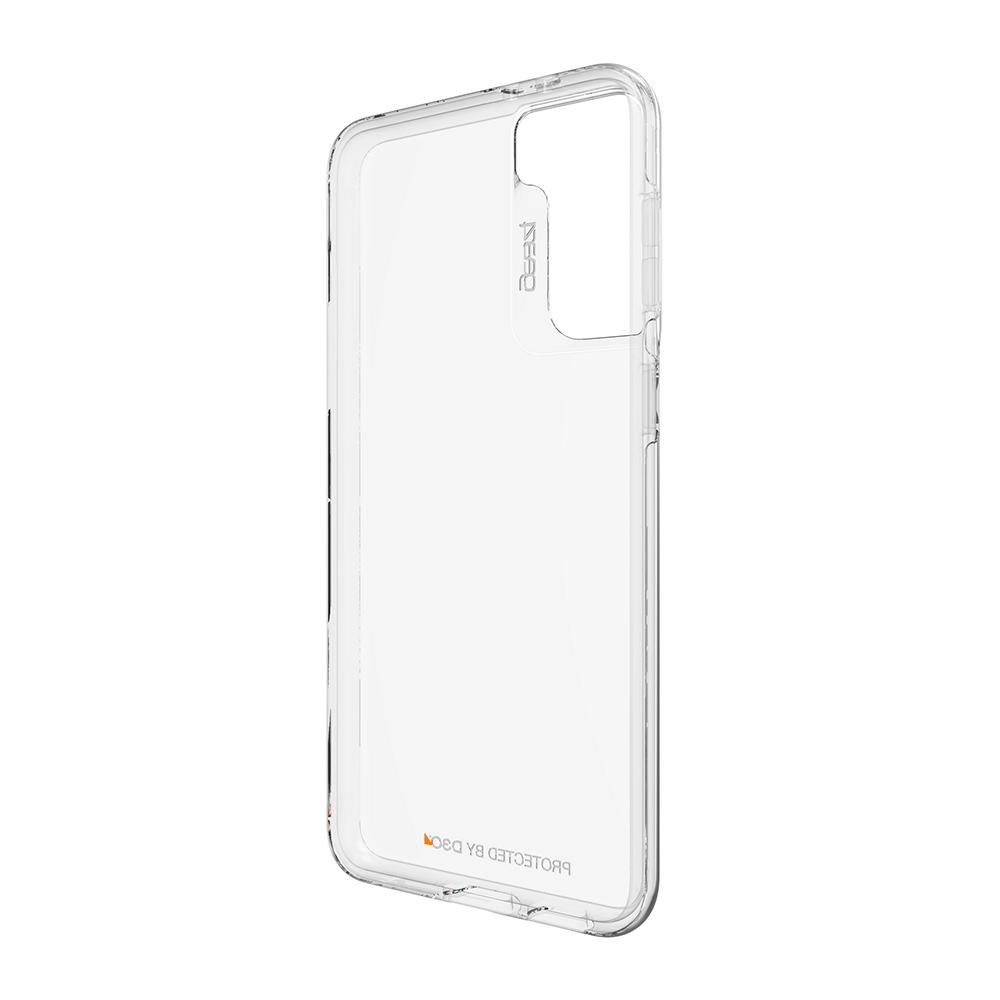 Gear4 702007305 Funda Crystal Samsung S21 6.2