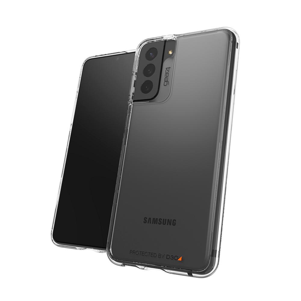 Gear4 702007306 Funda Crystal Samsung S21 6.7