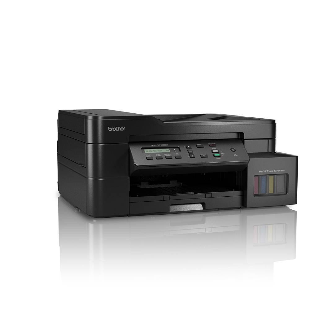 Impresora Brother T720 Multifuncion Sistema Continuo Tinta