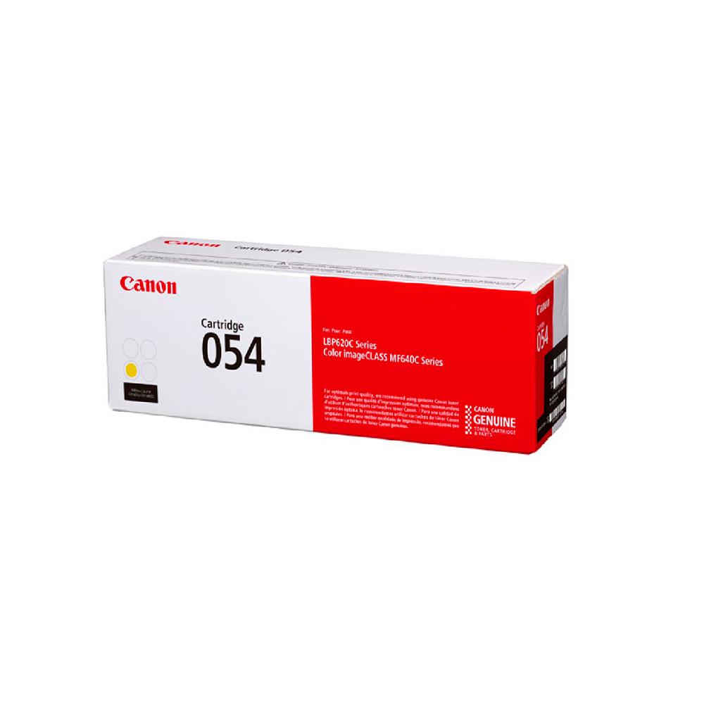 Toner Canon 054 Yellow 3025C001Aa 2300 Paginas