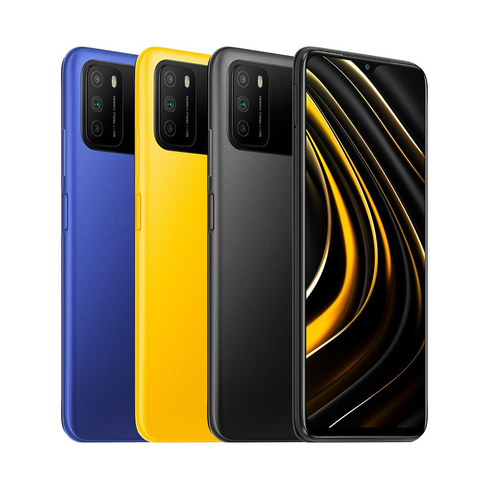 Celular Xiaomi Poco M3 128Gb Negro