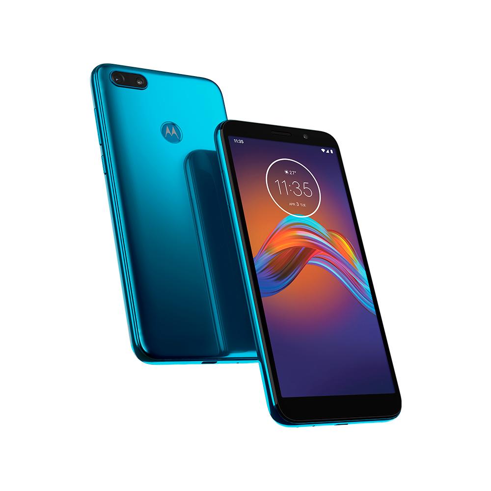 Celular Libre Motorola E6 Play 32 Gb Azul